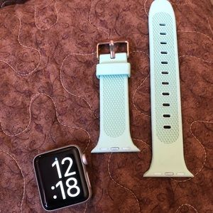 Accessories - 38mm Teal Apple Watch band